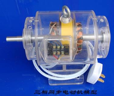 十二伏永磁发电机内部结构图