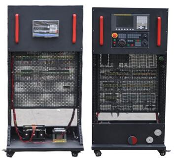 高低压电气控制,机械传动等技术,强化了学生对数控车床的安装,接线