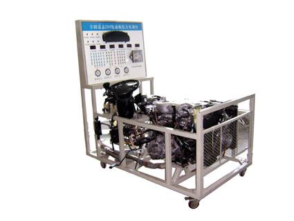 丰田凌志300发动机电控系统实验台,汽车教学模型,汽车教学设备