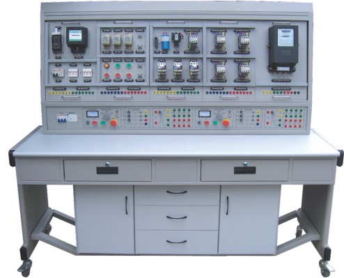zy-01f 维修电工电气控制及仪表照明电路综合实训考核装置