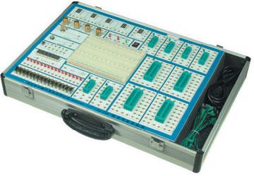 模拟电路示意图面包板