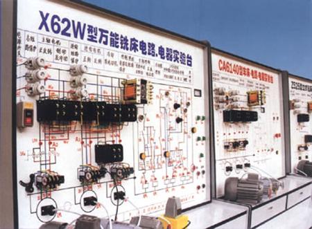 xa6132铣床电器接线图