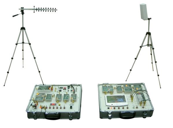 ZY9905型微波与天线综合实验系统由ZY9905-T微波与天线发射实验系统及ZY9905-R微波与天线接收实验系统两个实验箱组成。它是我公司最新研制的功能强大、实验内容丰富的多信道微波发、收系统。 一、系统图片 价格:42000元 (注:产品以实物为准!) 二、系统特点 1. 工作频率为2.4GHZ.